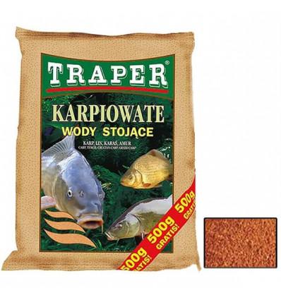 Прикормка Traper Karpiowate (для стоячей воды)