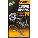 Карповые крючки FOX Edges Armapoint Curve shank