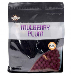 Бойлы вареные Dynamite Baits Mulberry & Plum Hi-Attract, 1 кг