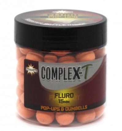 Бойлы плавающие Fluro Pop-Ups & Dumbells - CompleX-T