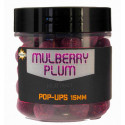 Бойлы плавающие Dynamite Baits Mulberry Plum Hi-Attract Pop-Ups