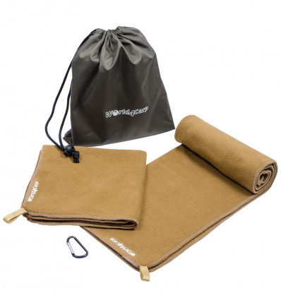 Комплект полотенец для рыбалки World4Carp Fishing Towel Kit