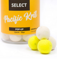 Бойлы плавающие SELECT Pacific Krill 12 mm