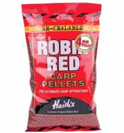 Пеллетс Robin Red Carp Pellets 4mm