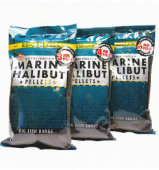 Пеллетс Dynamite Baits Marine Halibut Pellets Mix