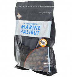 Бойлы вареные Dynamite Baits Marine Halibut Hi-Attract, 1 кг