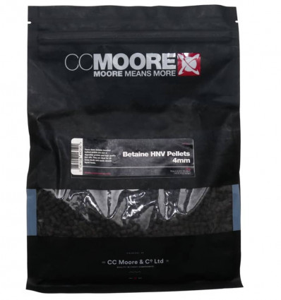Пеллетс CC Moore Betaine HNV Pellet, 1 кг