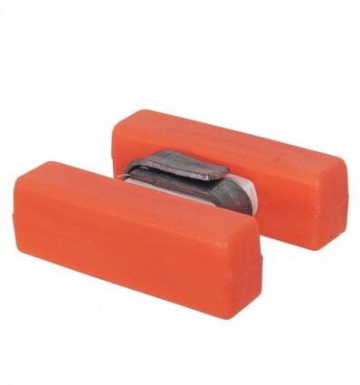 Маркер H-образный Carp Expert с грузом и шнуром 12 x 10.5 см
