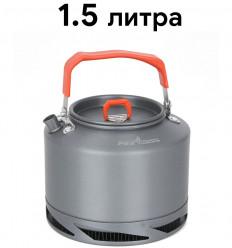 Чайник для рыбалки Fox Cookware Heat Transfer Kettle 1.5 л
