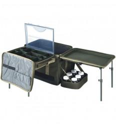 Сумка комбайн с монтажным столиком TRAPER Excellence