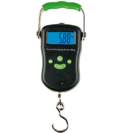 Электронные весы для рыбалки TRAPER 40 кг