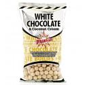 Бойлы вареные Dynamite Baits White chocolate & Coconut cream, 1 кг