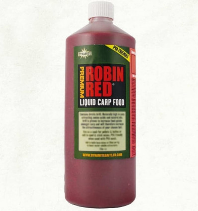 Ликвид Dynamite Baits Robin Red Liquid 1 л
