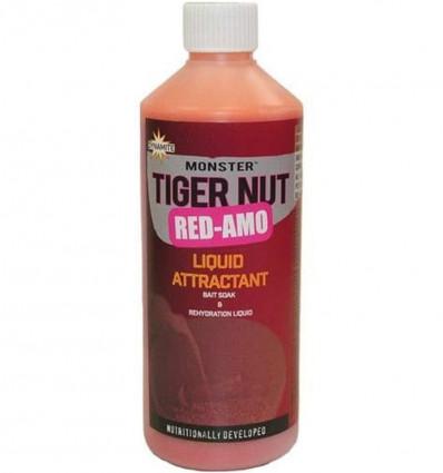 Ликвид Dynamite Baits Monster Tiger Nut Red Amo Rehydration Liquid 0.5 л
