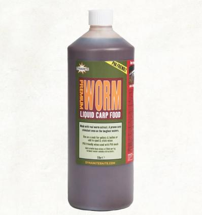 Ликвид Dynamite Baits Worm Liquid 1 л