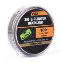 Поводковый материал для зиг риг Fox Zig & Floater Hooklink