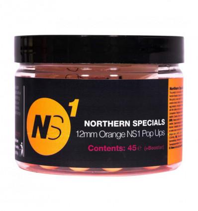 Бойлы CC Moore Northern Special NS1 Pop Ups Orange