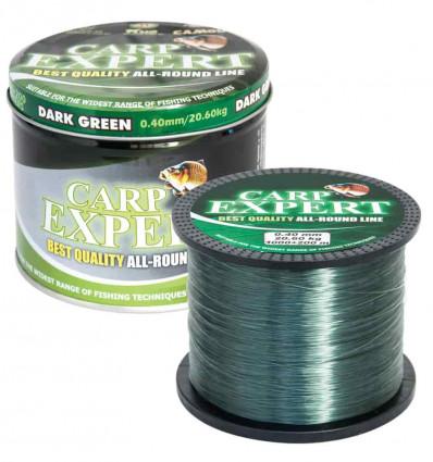 Леска Carp Expert Dark Green 1200 m