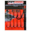 Карповые крючки с тефлоновым покрытием CLS-3 SIZE 4, 10 шт.
