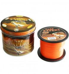 Леска флуоресцентная Carp Expert UV Fluo Orange 1000 m