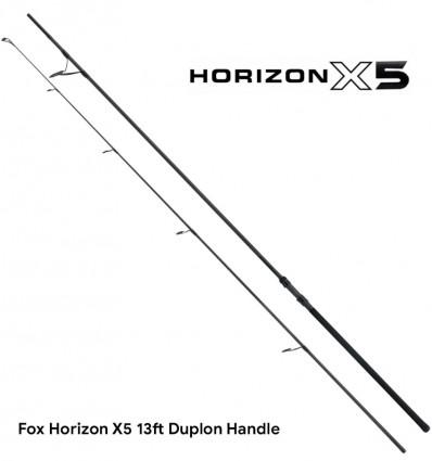 Карповое удилище Fox Horizon X5 13ft Duplon Handle