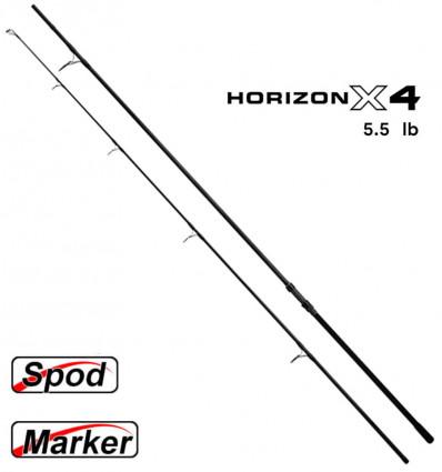Сподовое / Маркерное удилище Fox Horizon X4 Spod & Marker Rod 5.5 lbs