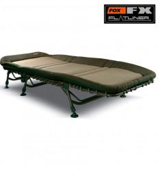 Карповая раскладушка FOX FX Flatliner Bedchair