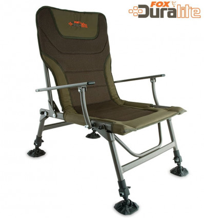 Карповое кресло FOX DURALITE Chair