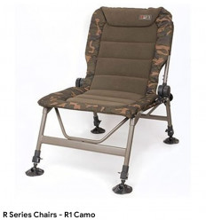 Карповое кресло FOX R1 Camo Chair