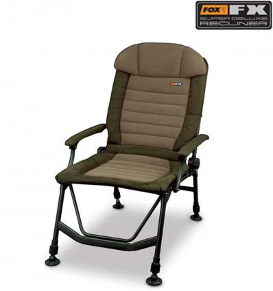 Карповое кресло FOX FX Super Deluxe Recliner Chair