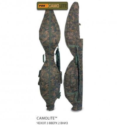 Чехол для удилищ холдал Fox Camolite 3 Up 2 Down Rod Holdall