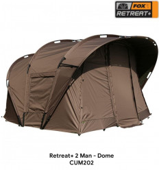 Карповая палатка Fox Retreat+ 2 Man Dome