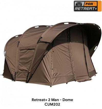 Карповая палатка Fox Retreat+ 2 Man Dome