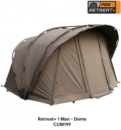 Карповая палатка Fox Retreat+ 1 Man Dome