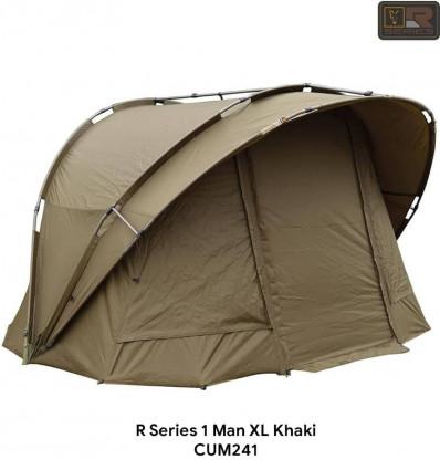 Карповая палатка Fox R Series 1 Man XL Khaki