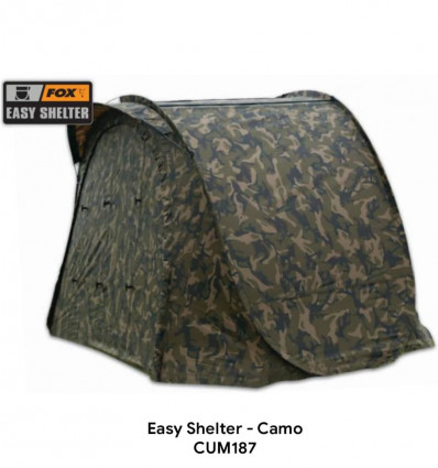 Быстросборный шелтер Fox Easy Shelter Camo