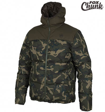 Куртка Fox Chunk Camo / khaki RS Jacket, размер L