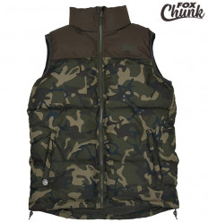 Жилетка Fox Chunk Camo - Khaki RS Gilet
