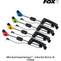 Свингера механические Fox MK2 Illuminated Swinger - 4 Rod Set