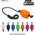 Большие механический сигнализатор FOX Black Label Dumpy Bobbin