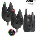 Набор сигнализаторов поклевки Fox Micron MX 2 rod set