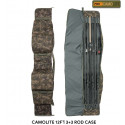 Чехол для удилищ Fox Camolite 3+3 Rod Case 12ft