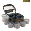 Сумка для насадок FOX Camolite Glug 6 Pot Case