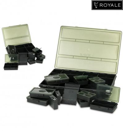 Карповая коробка для аксессуаров Fox Royale System Fox Box