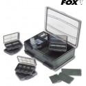 Карповая коробка двойная Fox Deluxe Medium Double