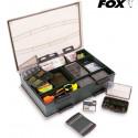 Карповая коробка двойная Fox Deluxe Large Double