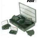 Карповая коробка одинарная Fox Deluxe Large Single