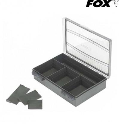 Карповая коробка одинарная Fox Medium Box