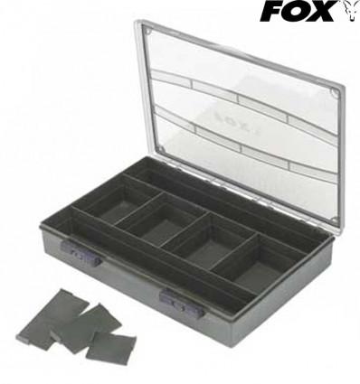 Карповая коробка одинарная Fox Large Single Box