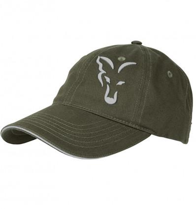 Кепка Fox Green / Black Baseball Cap